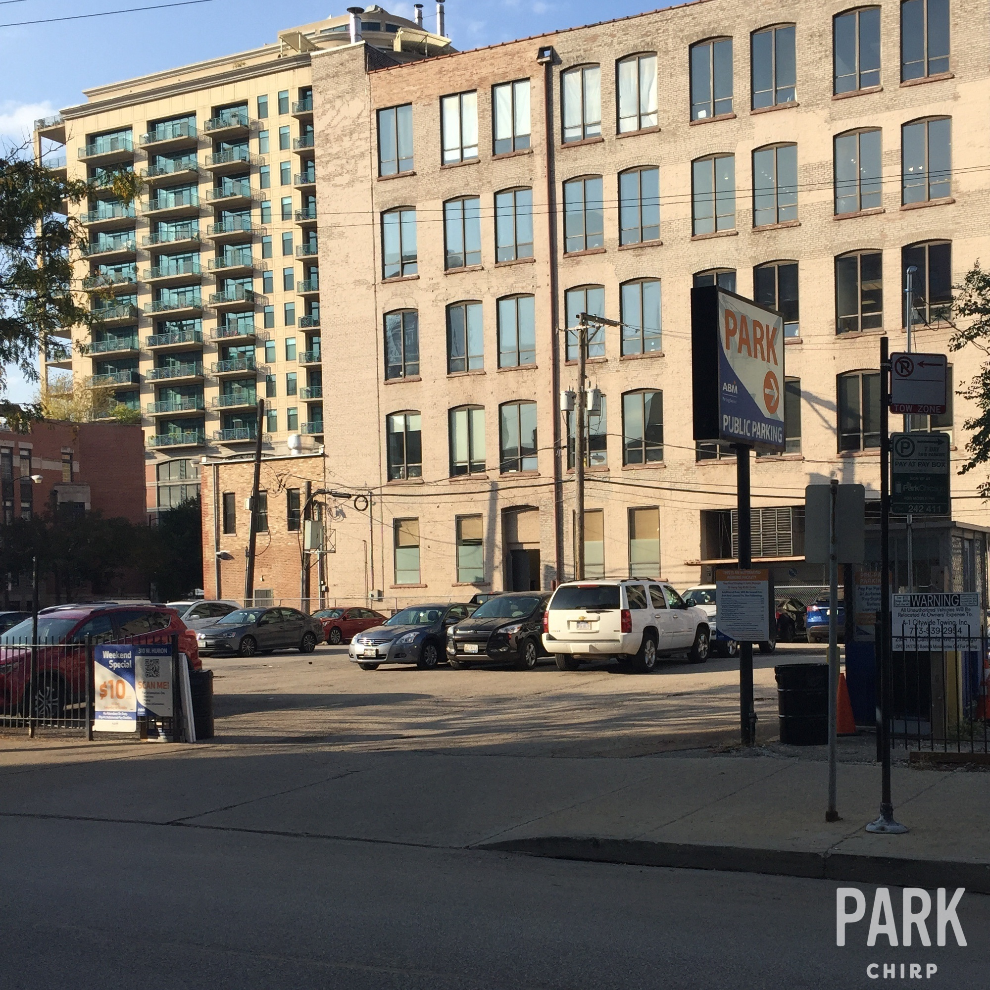 Photo of 310 W. Huron St. – Lot