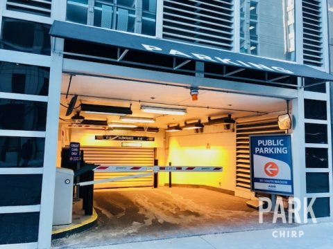 Parking for 311 South Wacker