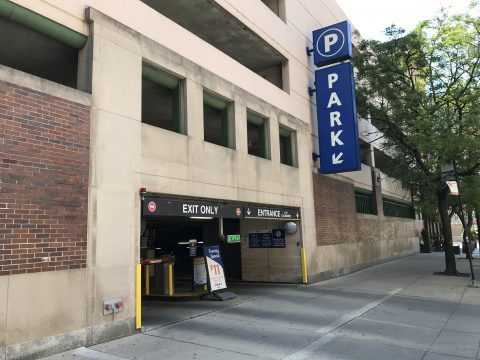 Parking at West 77
