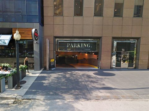 Cheap parking near magnificent mile